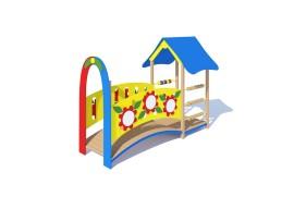 Детские домики, столики