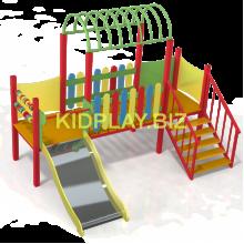 Детский игровой комплекс І-10