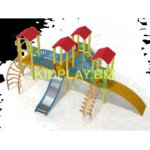 Детский игровой комплекс І-13